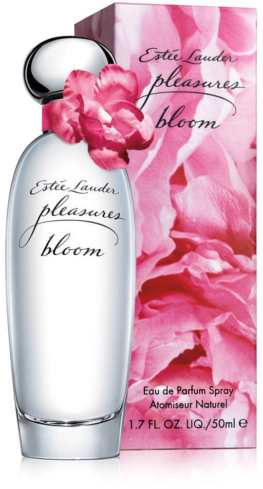 Estee Lauder Pleasures Bloom lady парфюмерная вода, 50 мл944914Pleasures Bloom от Estee Lauder-женский цветочно-фруктовый парфюм, отличаем живым, веселым и ярким характером.Парфюмерная композиция Плежес Блум открывается свежими и энергичными фруктовыми нотами, среди которых узнаваемы грейпфрут, малина, личи и цветочные тона фиалки, в сердце парфюма узнаваемы женственные розовый пион, элегантные штрихи розы, пьянящие ноты жасмина и пикантне нюансы зеленых лилий. Шлейф представлен теплыми, нежными, густыми, обволакивающими мускусом, пачулями и ванилью.