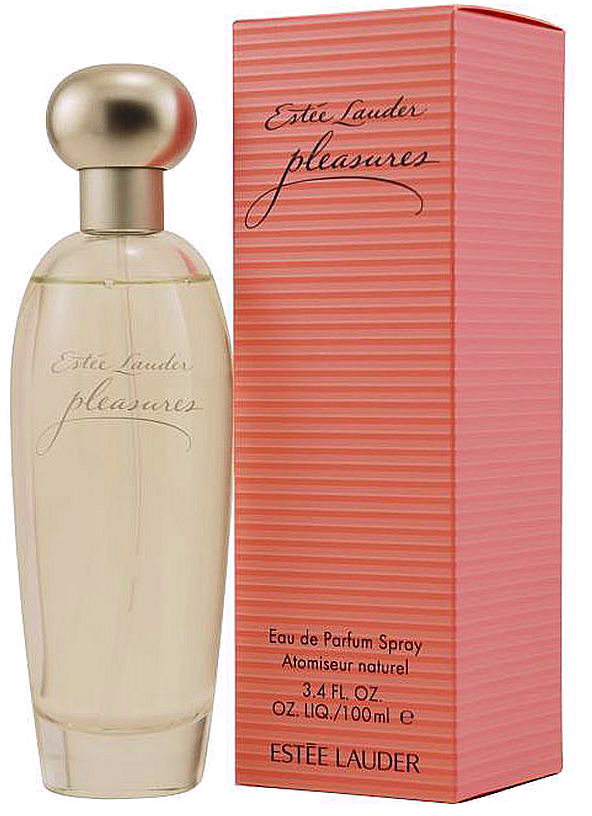 Estee Lauder Pleasures lady парфюмерная вода, 100 мл estee lauder pleasures for men одеколон pleasures for men одеколон