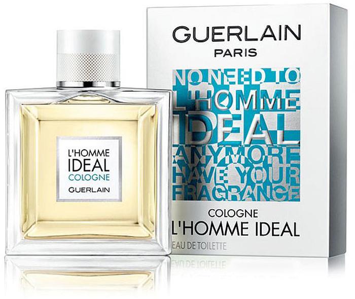 Guerlain L' homme Ideal men одеколон, 100 мл guerlain meteorites perles пудра для лица в шариках 2 розово бежевый