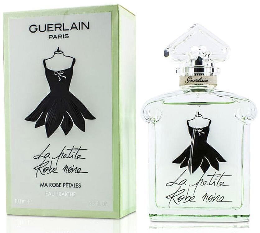Guerlain La Petite Robe Noire Eau Fraiche lady туалетная вода, 100 мл gucci туалетная вода flora by gucci fraiche 75 ml