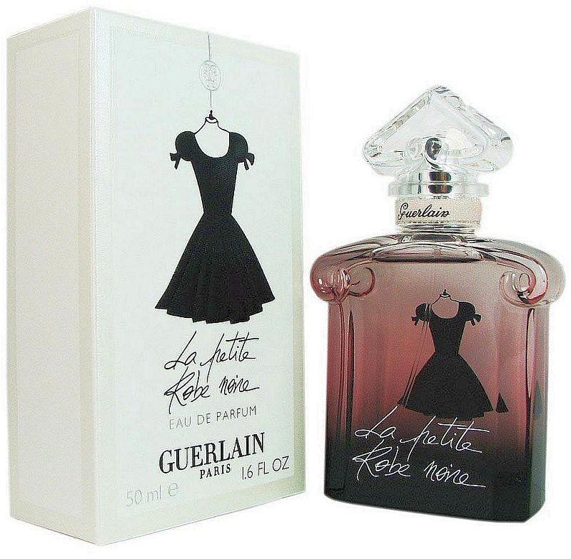 Guerlain La Petite Robe Noire lady парфюмерная вода, 50 мл955913Дом Guerlain представляет дерзкий и соблазнительный аромат La Petite Robe Noire в новой версии парфюмерной воды! Искрящийся, страстный и в то же время необыкновенно изысканный, он оставляет безупречный, притягательный шлейф, который непременно сведет с ума любого мужчину… Юная, понятная розовая нота в сочетании с нотами черной черешни - магическая ольфактивная мелодия! Бергамот обеспечивает чувственность, а драгоценный союз свежих и ярких абсолю болгарской и турецкой розы, как сочный рахат-лукум и вкусные цукаты - никого не оставят равнодушным! Чёрная нота – богатая и глубокая, шикарная, благородная и притягательная, открывает темные соблазны пачули, лакричника, бобов тонка и дымного черного чая Лапсанг. Неподражаемая Герлинада придаёт аромату таинственную харизму.Краткий гид по парфюмерии: виды, ноты, ароматы, советы по выбору. Статья OZON Гид