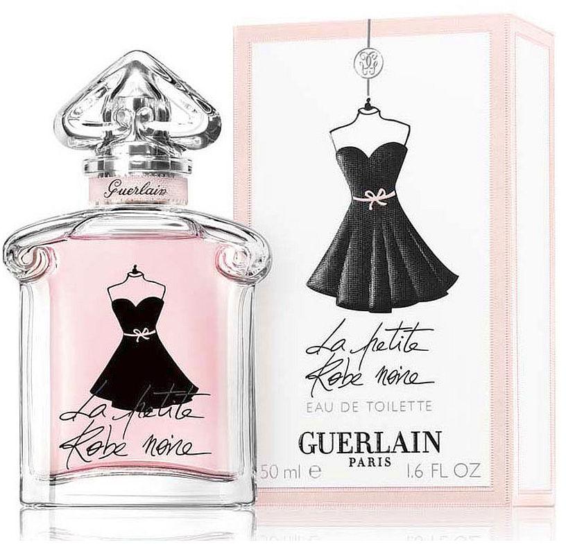 Guerlain La Petite Robe Noire lady туалетная вода, 50 мл