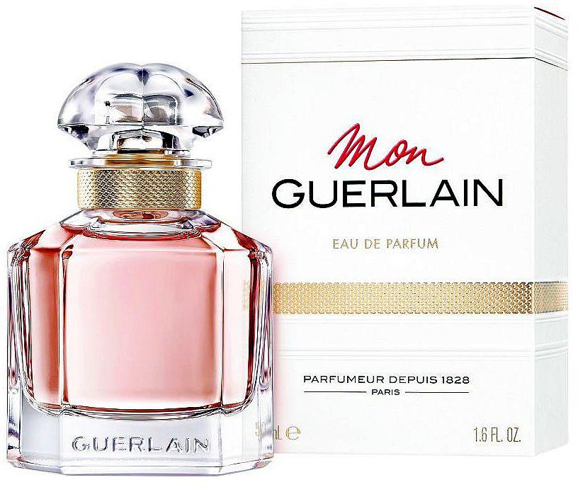 Guerlain Mon Guerlain lady парфюмерная вода, 50 мл983231Mon Guerlain – дань восхищения современной женщиной: сильной, свободной и чувственной. С 1828 года Дом Guerlain олицетворяет историю парфюмерии. Он изобретает новые смелые аккорды, создав за это время более 1 100 ароматов. Тьерри Вассер сегодня является пятым парфюмером Guerlain. Его новое творение, Mon Guerlain – это восточный свежий аромат. Свежесть лаванды карла, особая разновидность которой культивируется в Провансе, контрастирует с негой индийского жасмина самбак и белого сандала из Австралии в сочетании с чувственной таитянской ванилью из Папуа-Новой Гвинеи.Краткий гид по парфюмерии: виды, ноты, ароматы, советы по выбору. Статья OZON Гид