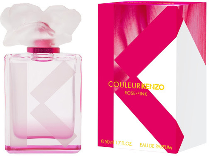 Kenzo Couleur Rose-Pink lady парфюмерная вода, 50 мл