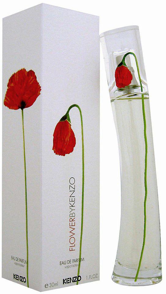 Kenzo Flower парфюмерная вода, 30 мл3818Классический аромат Flower By Kenzo – это гимн городских женщин, которые ищут единения с природой. Нежный, теплый, искрящийся аромат Flower By Kenzo проникает в самое сердце и затрагивает самые лучшие чувства и самые светлые эмоции. Он окружает свою обладательницу легким ореолом нежности, купает ее в очаровании ароматов розы и жасмина, дразнит сладостью ванили и мускуса. Этот яркий и чувственный аромат настолько великолепен, что его можно с гордостью назвать эталоном женских ароматов!Краткий гид по парфюмерии: виды, ноты, ароматы, советы по выбору. Статья OZON Гид
