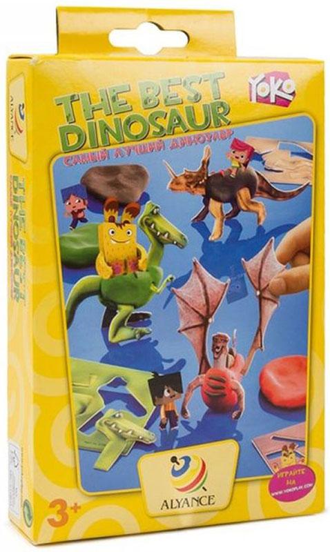 Totum Набор для изготовления игрушек Самый лучший динозавр
