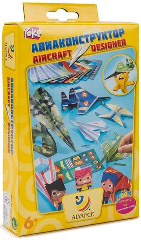 Totum Набор для изготовления игрушек Yoko Авиаконструктор