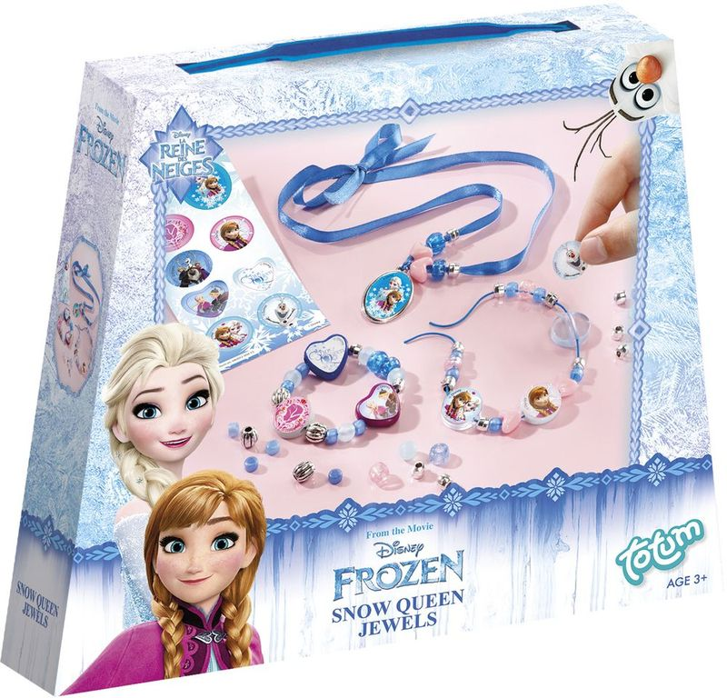 Totum Набор для создания украшений Frozen Sparkle Jewels