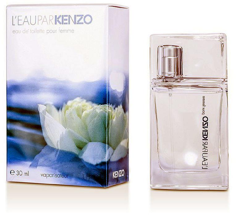 Kenzo L'eau Par lady туалетная вода, 30 мл kenzo парфюмированная вода flower by kenzo 50ml