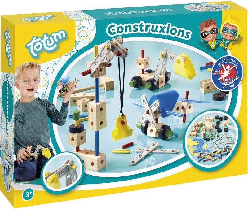 Totum Набор для изготовления игрушек Construxions - Игрушки своими руками