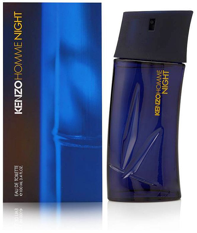 Kenzo Pour Homme Night туалетная вода, 50 мл l eau kenzo pour homme туалетная вода