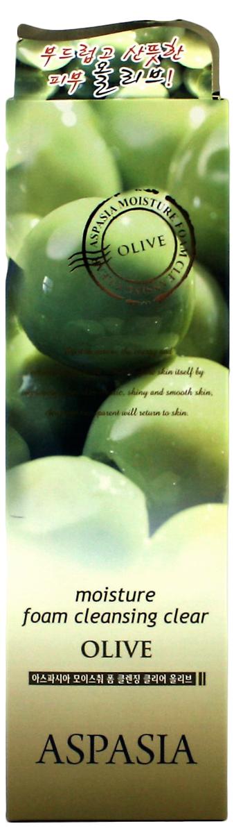 Aspasia Пенка для умывания оливка, 180 мл285566Пенка для умывания с содержанием фильтрованного оливкового масла, с натуральными увлажняющими компонентами и витаминами оливок. Hатуральные витамины, содержащиеся в оливковом масле, не только питают, но и увлажняют кожу. Витамин Е придает коже упругость и здоровый внешний вид, поможет восстановить сухую поврежденную кожу.