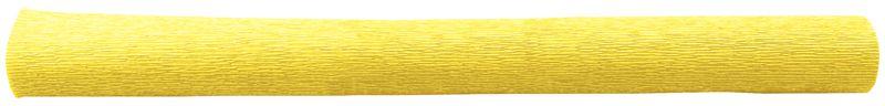 Werola Бумага крепированная цвет светло-желтый 50 х 250 см228552Бумага обладает высокой степенью прочности и эластичности, что позволяет создаватьобъемные композиции, хорошо и надолго сохраняющие форму. Не содержит токсичных иканцерогенных материалов, изготовлена экологически чистым способом, цветостойкая,светостойкая. Используется в свит-дизайне, флористике, витринистике, оформлении праздников, выставочныхи торговых залов, свадебных торжеств, подарков, карнавальных костюмов, детском творчестве.