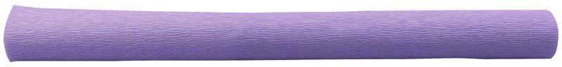 Werola Бумага крепированная цвет сиреневый 50 см х 250 см228557Бумага обладает высокой степенью прочности и эластичности, что позволяет создавать объемные композиции, хорошо и надолго сохраняющие форму. Не содержит токсичных и канцерогенных материалов, изготовлена экологически чистым способом, цветостойкая, светостойкая. Используется в свит-дизайне, флористике, витринистике, оформлении праздников, выставочных и торговых залов, свадебных торжеств, подарков, карнавальных костюмов, детском творчестве.