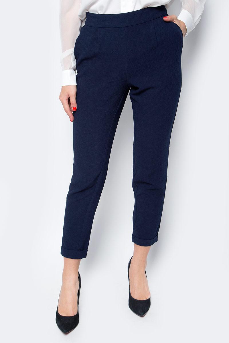 Брюки женские Only, цвет: синий. 15137833_Night Sky. Размер S (42/44) женские брюки лэйт светлый размер 42
