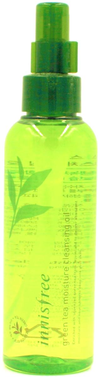 Innisfree Гидрофильное масло с экстрактом зеленого чая, 150 мл551255Освежающее гидрофильное очищающее масло содержит свежевыжатый экстракт зеленого чая, который сделает вашу кожу гладкой и эластичной, а содержащиеся в масле аминокислоты и минералы придадут тонус. Семена и листья зеленого чая, используемые для изготовления этой косметики, собираются только на экологически чистых полях острова Чеджу. Зеленый комплекс с острова Чеджу (Южная Корея): экстракт зеленого чая, вытяжка из кожуры мандарина, экстракт листьев камелии, экстракт кактуса и орхидеи, экстракт плодов Aurantium дульсис (оранжевый), экстракт плодов грейпфрута, экстракт бергамота, экстракт мандарина, увлажнят вашу кожу и сохранят ее надолго здоровой. Без парабенов , красителей, минеральных масел , животных ингредиентов и имидазолидинил мочевины.