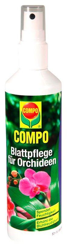 Уходу за листьями орхидей Compo, 250 мл1402002066Средство для ухода за листьями орхидей Compo - это глубокий эффект увлажнения и создание идеального климата для орхидей.Предотвращает появление известковых пятен. Обладает пылеотталкивающими свойствами. Обеспечивает уход и эффект оздоровления листьев.
