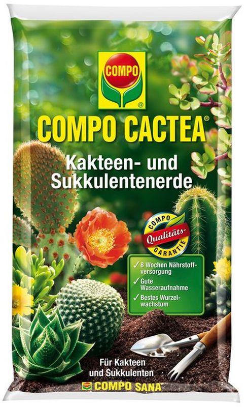 Почвогрунт для кактусовых Compo Сана, 5 л скамья для прихожей compo