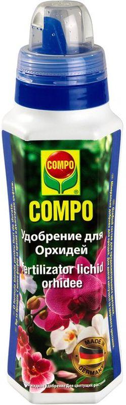 """Удобрение """"Compo"""" предназначено для подкормки всех видов орхидей.  Обеспечит гармоничный рост и развитие, пышное и продолжительное цветение растения. Объем: 500 мл."""