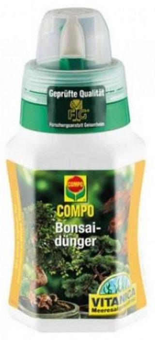 Специальное жидкое удобрение Compo для бонсай.