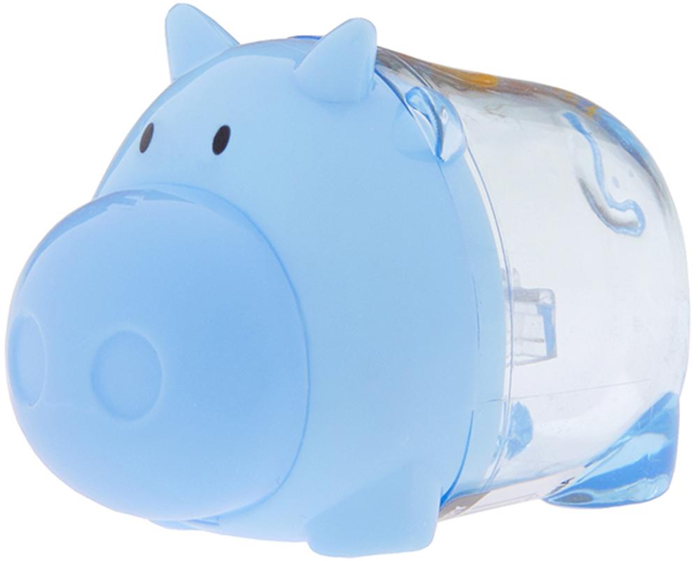 Крошка Ру Точилка Хрюша цвет голубой интернет магазин доставка ру москва