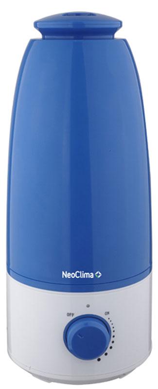 Neoclima NHL-250L, Blue увлажнитель воздуха - Увлажнители воздуха