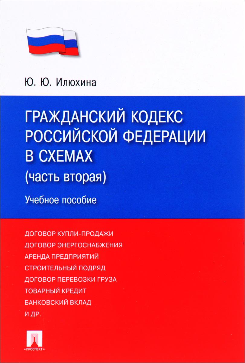 Гражданский кодекс Российской Федерации в схемах. Часть 2. Учебное пособие