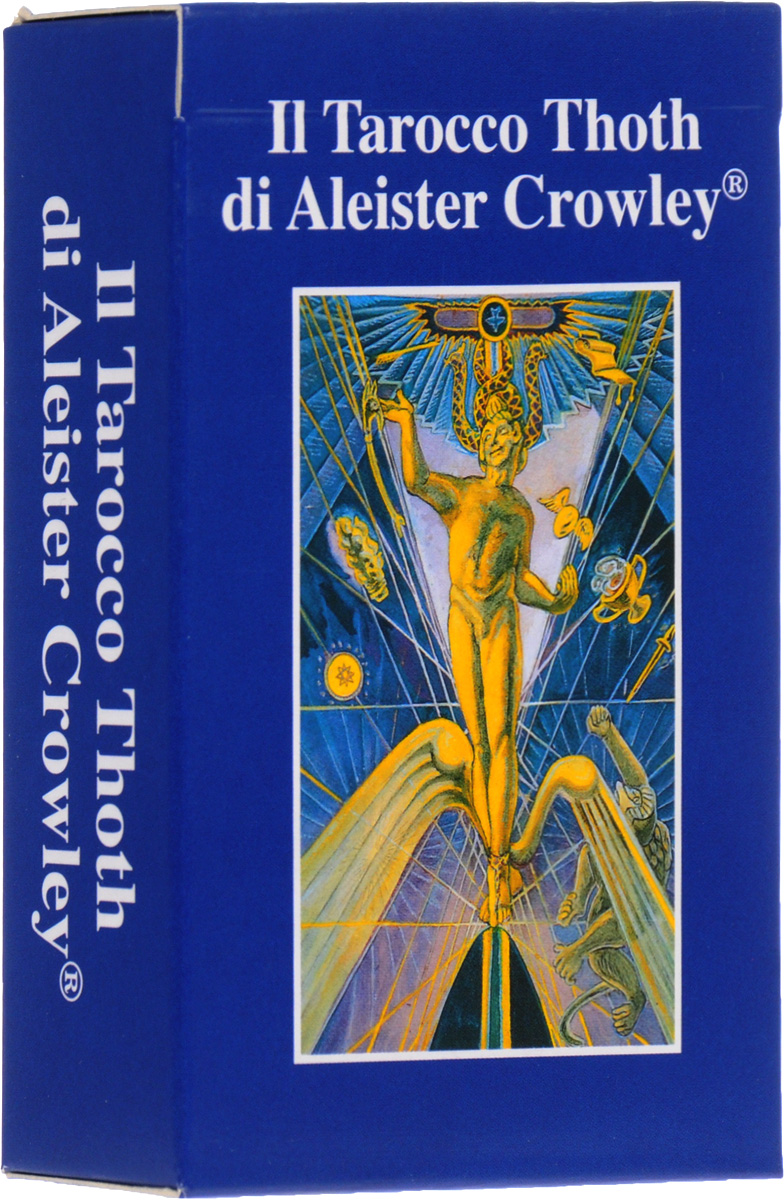 Aleister Crowley Il Tarocco Thoth di Aleister Crowley ISBN: 9783905219302