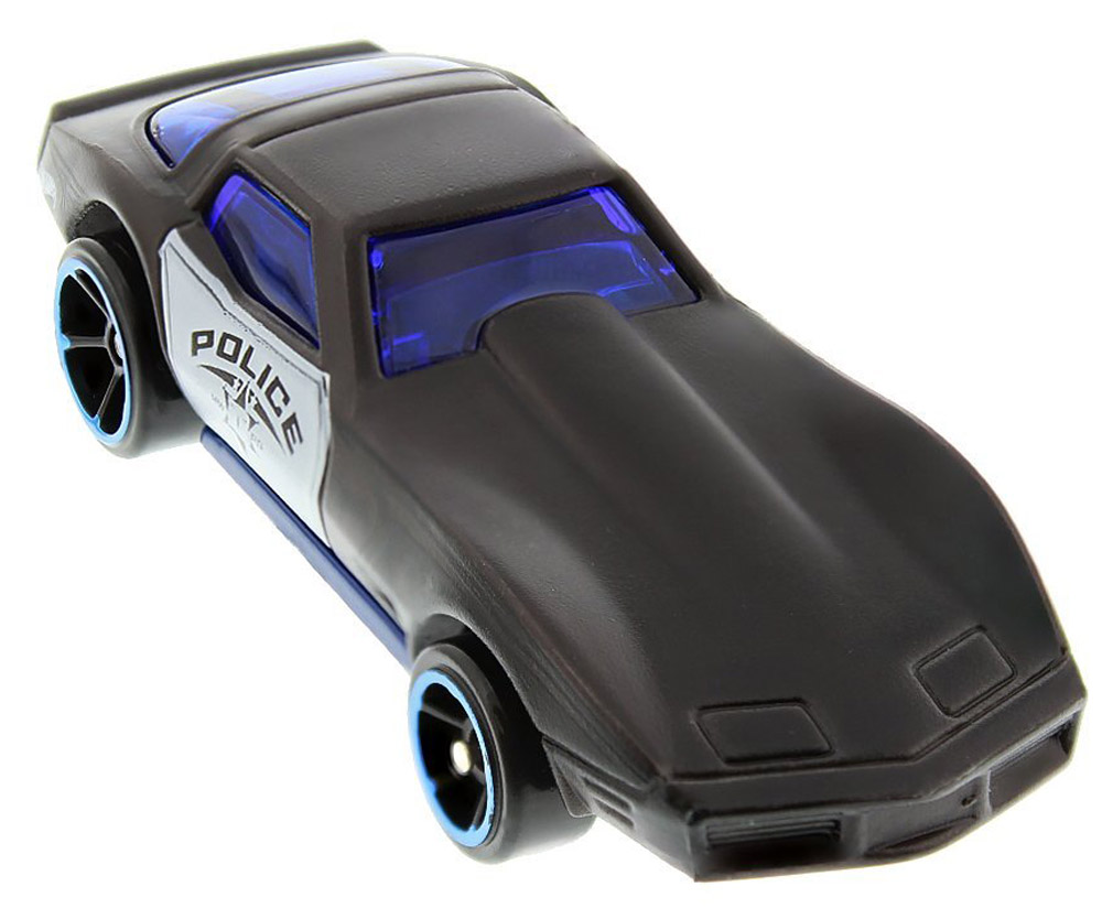 Hot Wheels Colour Shifters Машинка 82 Corvette Stingray hot wheels машинки меняющие цвет color shifters fire eater