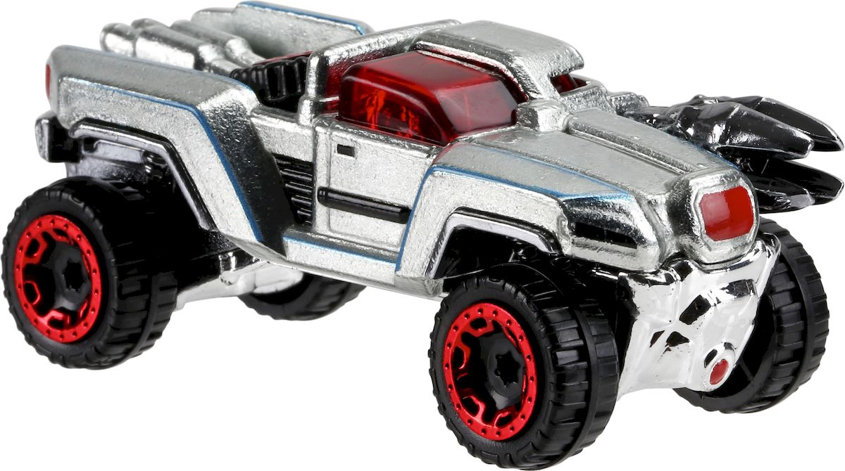 Hot Wheels DC Justice League Машинка Cyborg