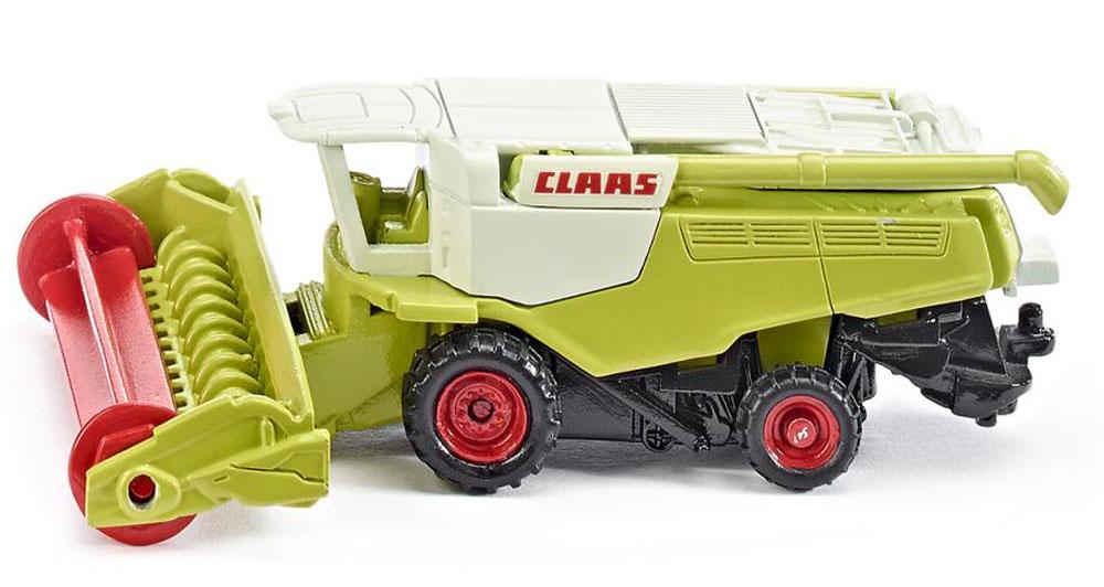 Siku Комбайн Claas Lexion 760 siku трактор claas xerion 5000