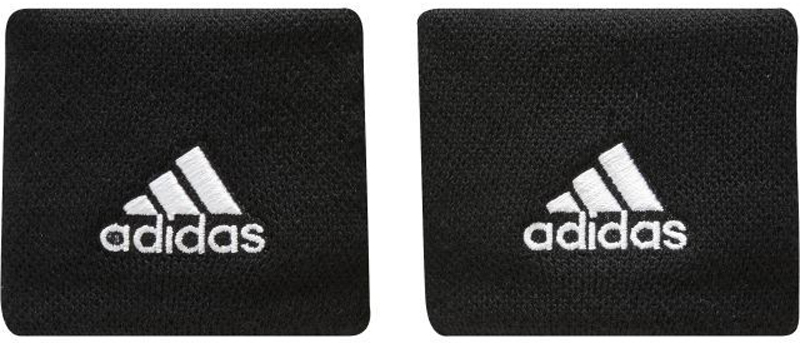 Напульсники Adidas Ten Wb, цвет: черный, 2 шт. S97838-OSFMS97838-OSFMНапульсники Adidas Ten Wb обеспечивают максимальный комфорт благодаря материалу, конструкции и толщине. Трикотажная структура Pique. Вышитый логотип adidas.