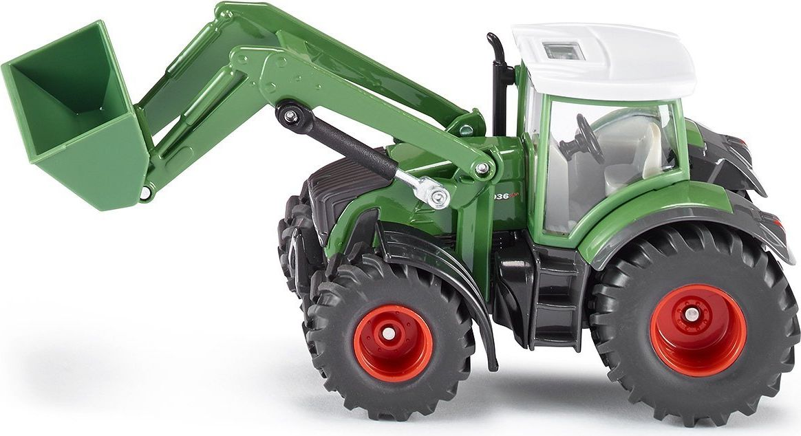 Siku Трактор Fendt 936 Vario с ковшом трактора бу мтз 82