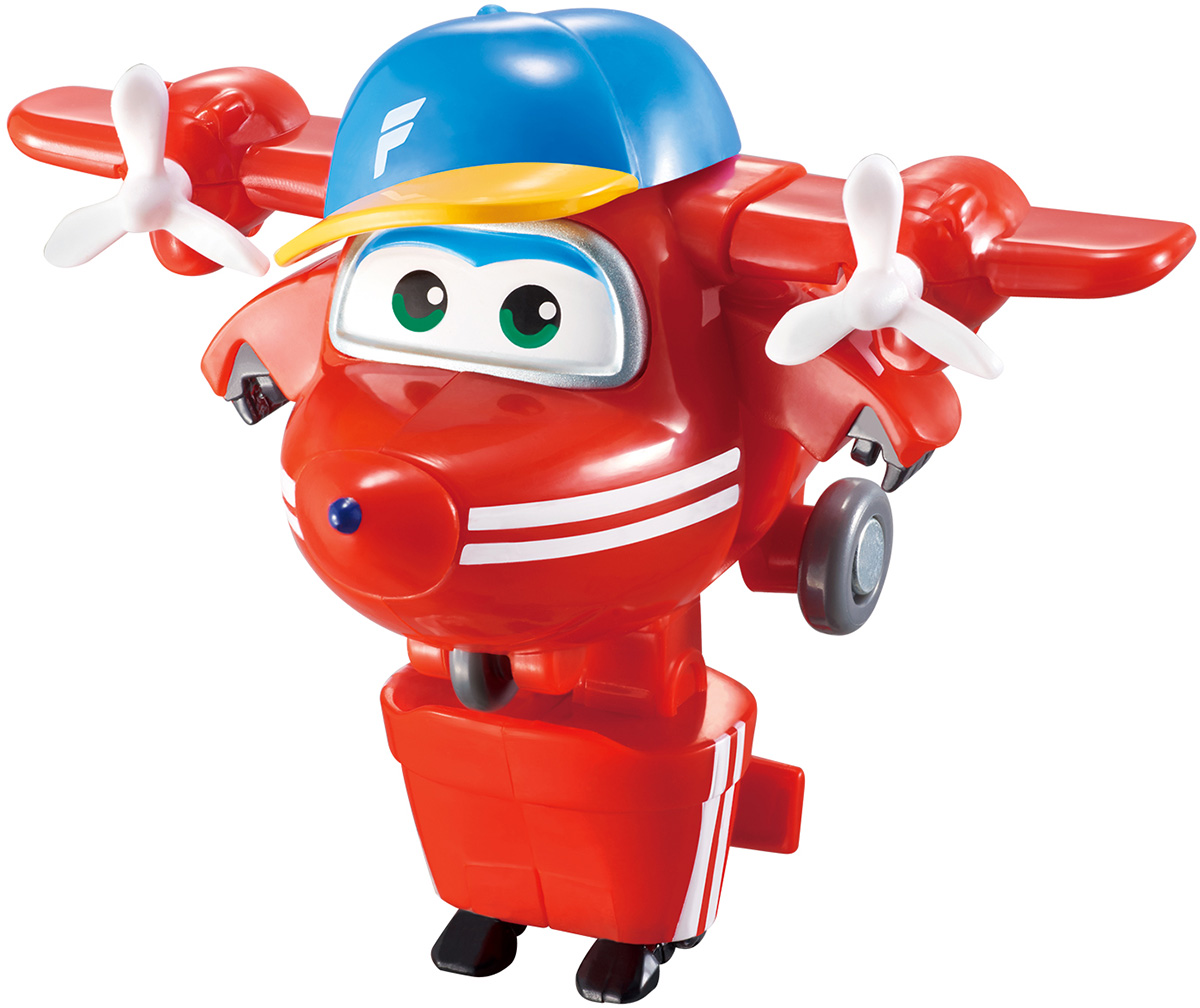 Super Wings Трансформер Флип EU720021 самолеты и вертолеты super wings игровой набор ангар джетта
