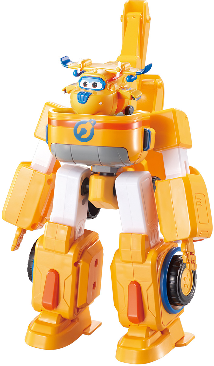 Super Wings Трансформер Донни EU720312 super wings трансформер джером yw710030