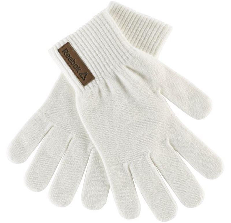 Перчатки женские Reebok Se Women Gloves, цвет: белый. AY0393. Размер M (20)AY0393Теплые перчатки ? незаменимый предмет зимней экипировки. Эта модель из нашейколлекции Sport Essentials ? как раз то, что вам необходимо. Она надежно защищаетот холода и отлично сидит на руке благодаря манжетам в рубчик. Стильный логотиппозволит продемонстрировать приверженность активному образу жизни дажев холодную погоду.Облегающий дизайн для полной свободы движенийПодкладка из флиса добавляет мягкостиМанжеты в рубчик для эластичности, комфорта и надежной посадки по рукеКонтрастная расцветка пальцев и манжетМатериал: 100% хлопок, гребенная пряжа для тепла