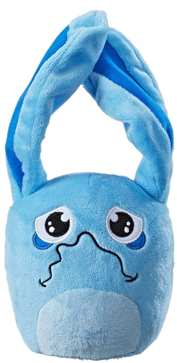 Hanazuki Мягкая игрушка Хемка цвет голубой 18 см ханазуки такие разные чувства часть 1