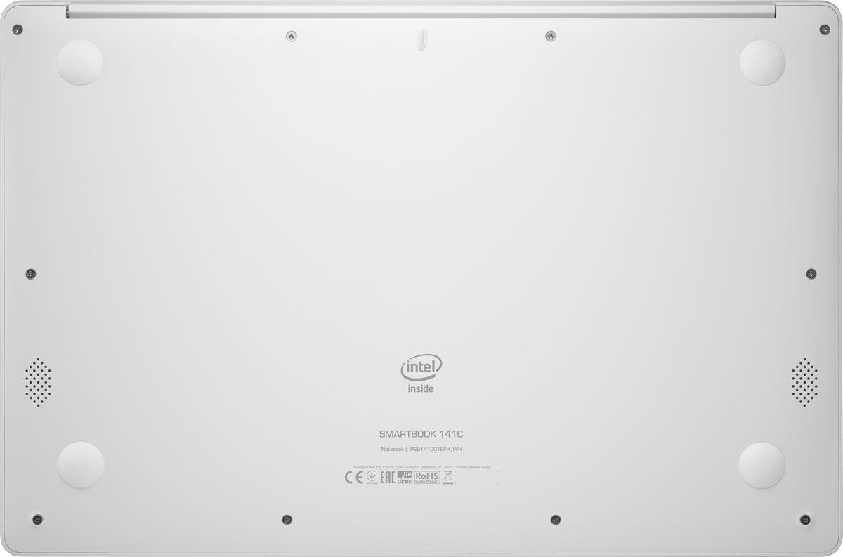 Prestigio SmartBook 141C, White Prestigio