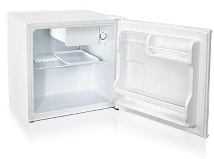 Бирюса 50 холодильникБ-50Однокамерный холодильник, с низкотемпературным отделением (НТО), общий объем 46л, объем х/к 45л, тип упр-я механический, кол-во компрессоров - 1, класс энергоэффективности А+, R-600а, 49.2 х 47.2 х 45.0 (ВхШхГ), цвет: белый