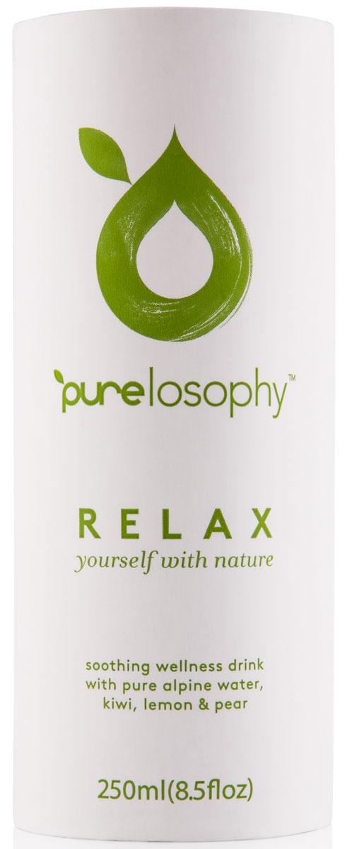 Purelosophy Relax напиток сокосодержащий релакс, 0,25 л добрый pulpy апельсин напиток сокосодержащий с мякотью 0 9 л