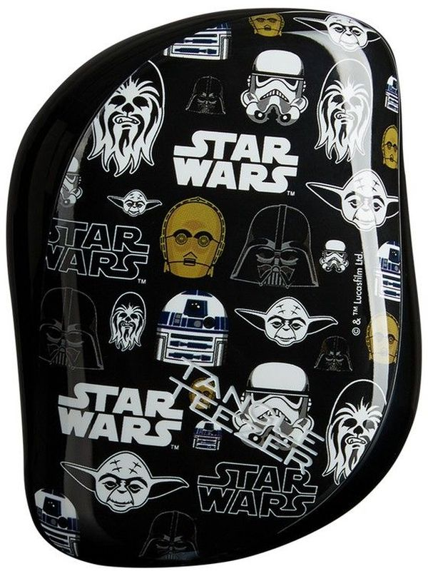 Tangle Teezer Расческа для волос Compact Styler Star Wars Multiprint