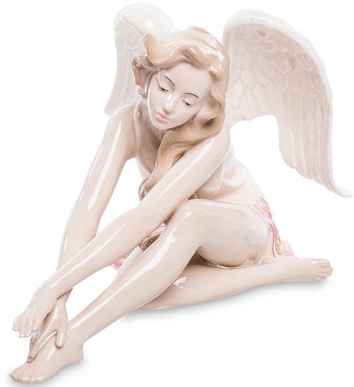 Фигурка Pavone Ангел. JP-764/ 5JP-764/ 5Фигурка Ангела высотой 13 см.Нирвана - высшая степень наслаждения.Для кого-то это, к примеру, теплый кофе и плед.