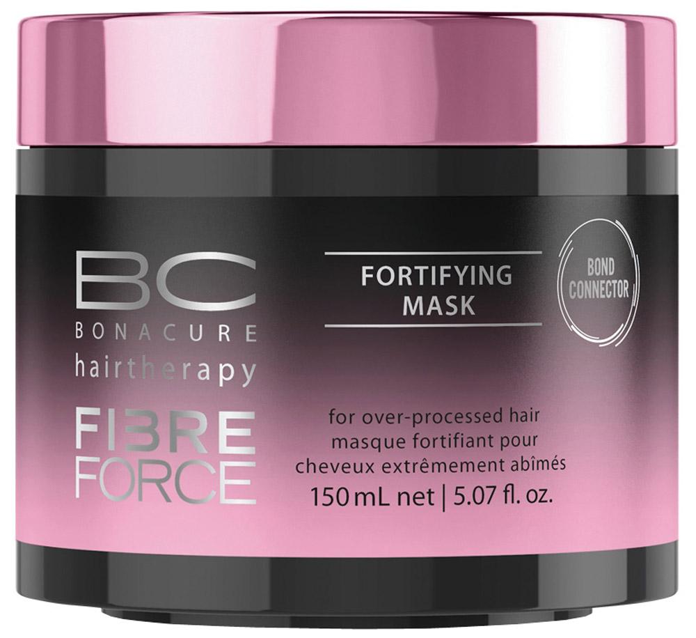 Bonacure BC Маска для волос Force, укрепляющая, 150 мл099-1717647/214451Для глубокого восстановления волос, имеющих сильные повреждения, усилиями лаборатории немецкой косметической компании Schwarzkopf была разработана специальная укрепляющая маска для волос Bonacure Fibre Force Fortifier Treatment. Этот продукт насыщен активными восстанавливающими и работающими на клеточном уровне компонентами, которые способны эффективно реставрировать и оздоравливать сильно поврежденные волосы. Укрепляющая маска в своем составе содержит инновационный комплекс, включающий микрокератины, которые способствуют укреплению фиброзной структуры ослабленных и поврежденных волос, восстанавливая проблемные участки и пустоты. Средство обеспечивает глубокое питание хрупких волос, нормализует их природный водный баланс, разглаживает, возвращает силу, упругость и блеск.