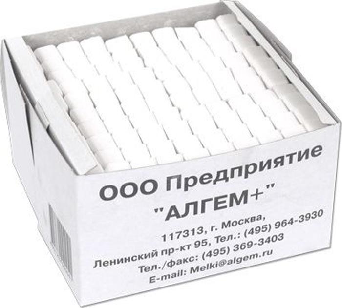 Алгем Мелки цвет белый 100 шт223175Мелки Алгем изготовлены из высококачественного природного сырья без химических добавок. Не содержат твердых включений и не портят поверхность школьных досок.