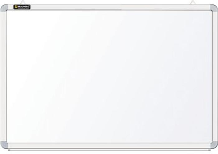 Brauberg Доска магнитно-маркерная 45 х 60 см 231713231713Доска идеально подойдет для проведения тренингов, совещаний и презентаций. Белое лаковое покрытие предназначено для письма специальными маркерами для белой доски. Металлическая поверхность позволяет размещать объявления при помощи магнитов.