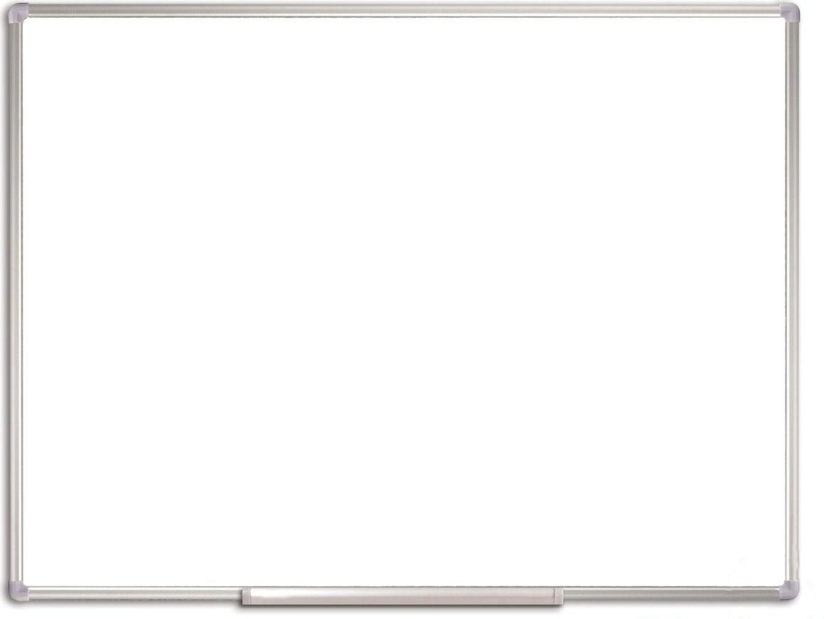 Staff Доска магнитно-маркерная 90 х 120 см 235463235463Для проведения совещаний и презентаций. Белое лаковое покрытие предназначено для письма специальными маркерами для белой доски. Металлическая поверхность позволяет размещать объявления при помощи магнитов.