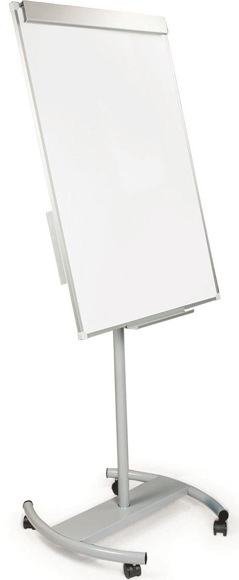 Brauberg Доска-флипчарт магнитно-маркерная 70 х 100 см 235527235527Мобильная доска-флипчарт незаменима для проведения презентаций, совещаний. Белая лаковая металлическая поверхность предназначена для письма специальными маркерами и размещения информации с помощью магнитов.