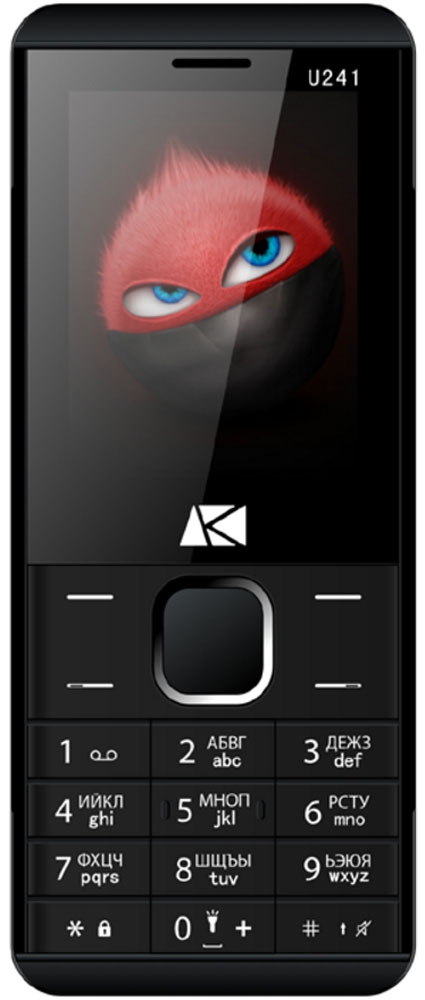 Ark Benefit U241, GreyBenefit U241 черныйМобильный телефон Ark Benefit U241 оснащен 2,4-дюймовым полноцветным дисплеем, удобным для повседневного использования.Встроенное ПО устройства позволяет воспроизводить аудио- и видеофайлы в популярных форматах, а также прослушивать любимые радиопередачи. Мультимедийные файлы можно записывать на карту памяти microSD емкостью до 32 Гб.Полного заряда емкого аккумулятора 1000 мАч хватает на 10 часов непрерывного разговора или 119 часов работы в режиме ожидания. Телефон оснащен камерой на 1,3 Мпикс с функцией записи видео, а также Bluetooth-модулем, предназначенным для беспроводной передачи данных.Поддержка двух SIM-карт позволяет использовать телефон в качестве личного и рабочего одновременно. Кроме того, с двумя SIM-картами можно уменьшать расходы, управляя тарифными планами различных мобильных операторов.Телефон сертифицирован EAC и имеет русифицированную клавиатуру, меню и Руководство пользователя.