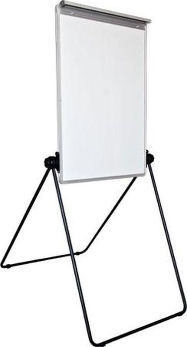 Brauberg Доска-флипчарт магнитно-маркерная 70 х 100 см 232300232300Доска-флипчарт для презентаций и совещаний. 2 белые лаковые металлические поверхности для письма специальными маркерами и размещения информации с помощью магнитов. Регулируемая высота. Съемный держатель для бумажного блока. Легко складывается.