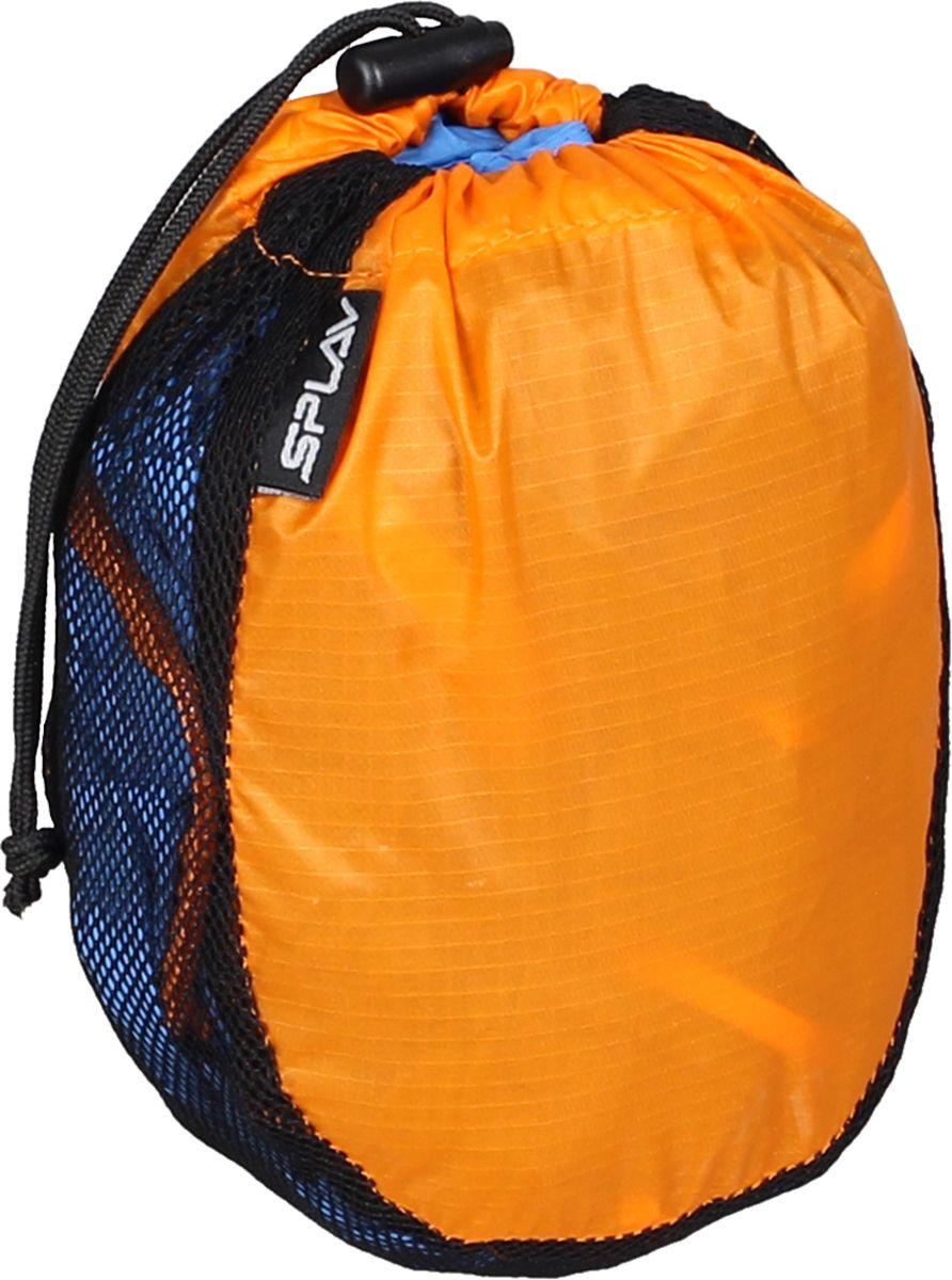Мешочек сетчатый Сплав, универсальный, цвет: оранжевый, 15 х 17 см5015875Подойдёт для хранения и транспортировки одежды и небольшого снаряжения.